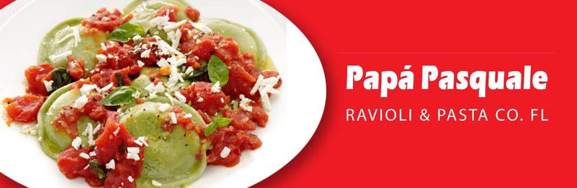 Papa Pasquales Pasta Com.