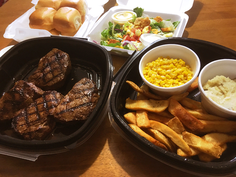 Texas Roadhouse Curbside To Go